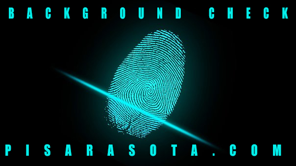 Background Check Sarasota Area